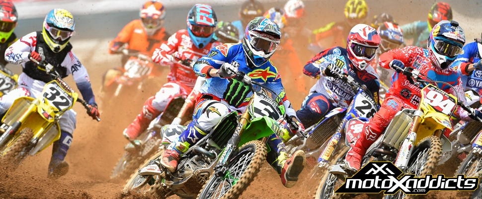 MotoXAddicts | Race Results: 2016 Southwick National