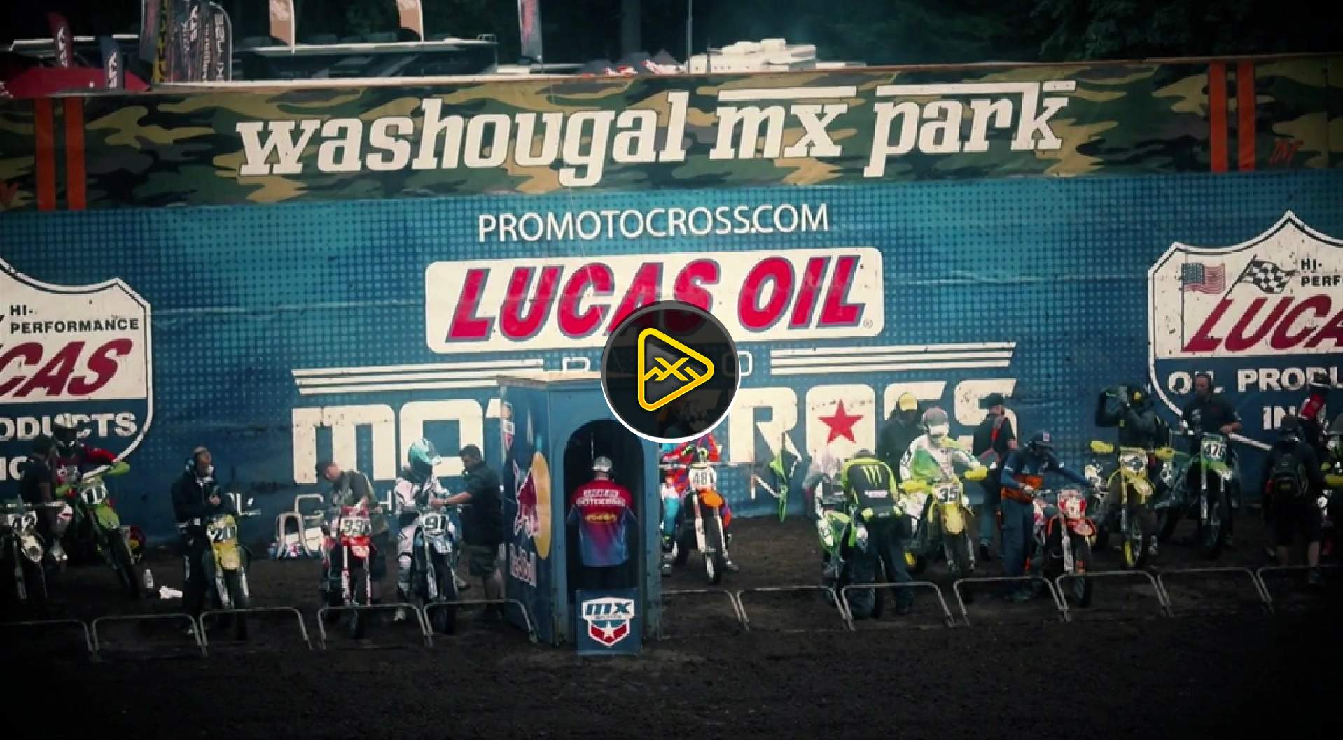 Watch All 4 Motos of 2016 Washougal National in Full