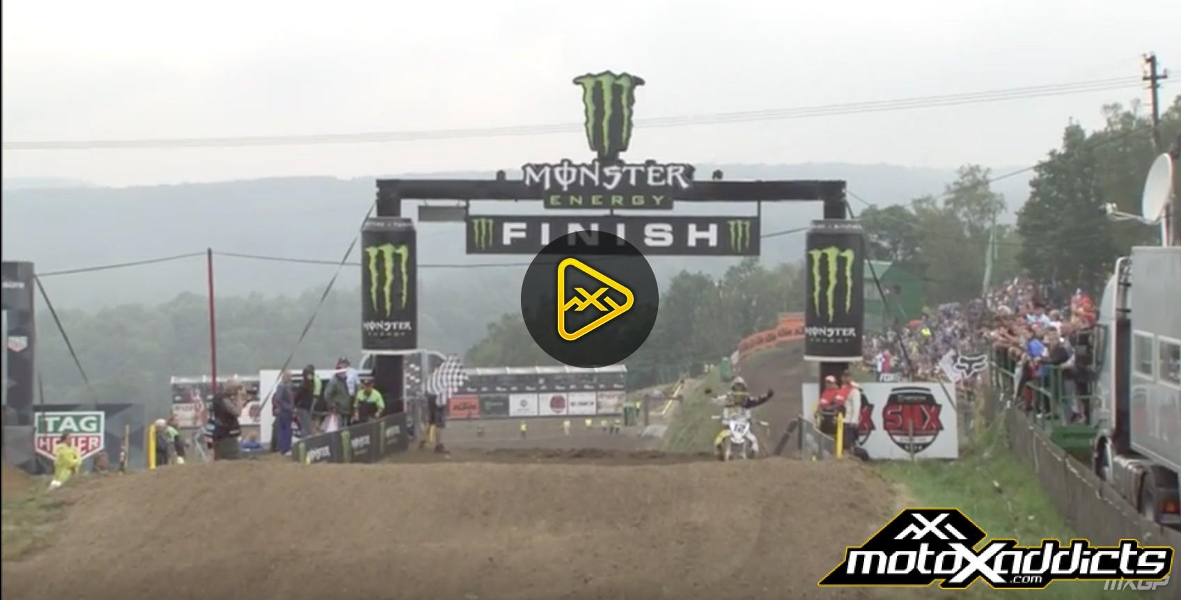 2016 MXGP of Czech Republic (Loket) Highlights