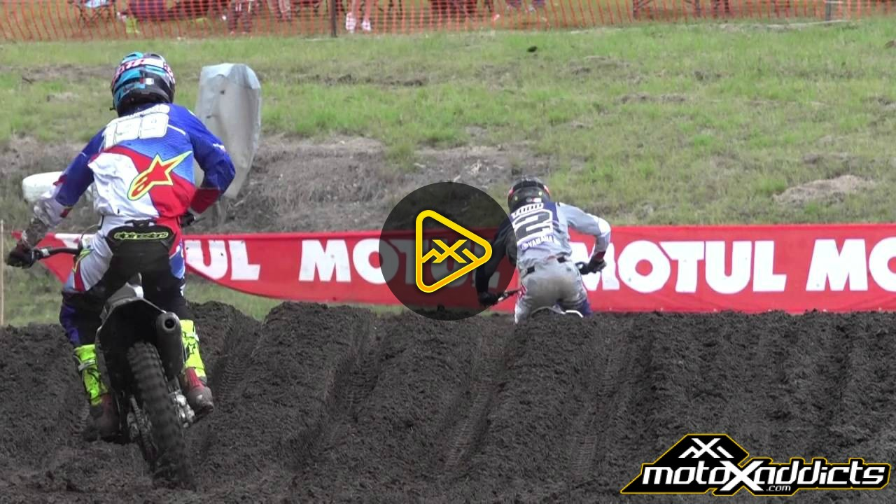 Highlights: 2016 Australian MX Nationals Rd7 Conondale