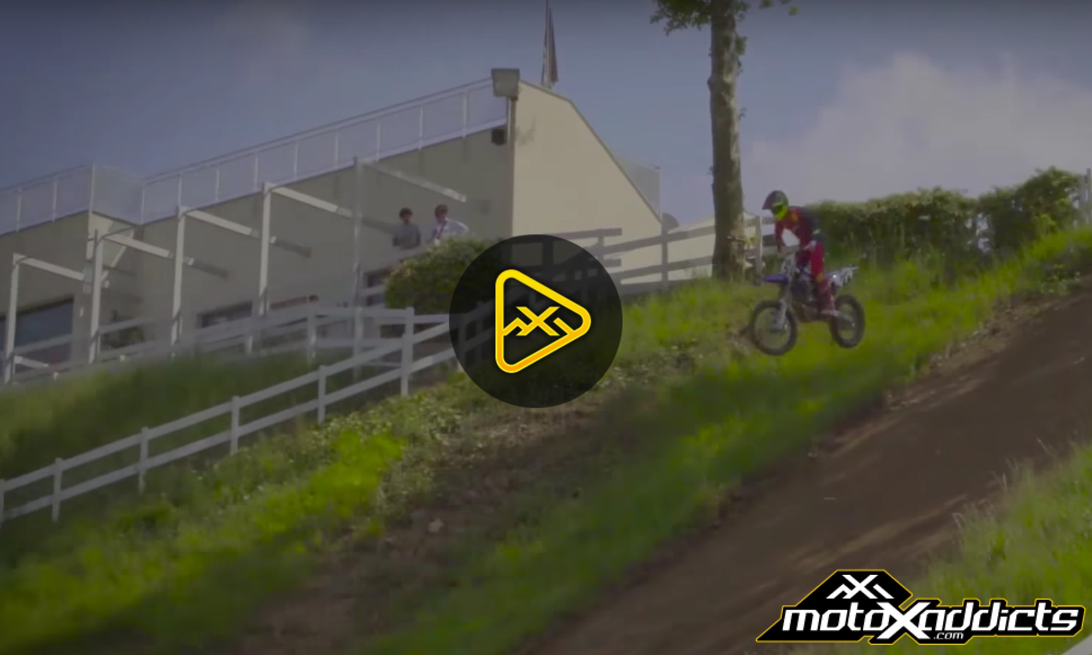 Helmet Cam: A Lap at Maggiora with Chad Reed and Jeff Emig