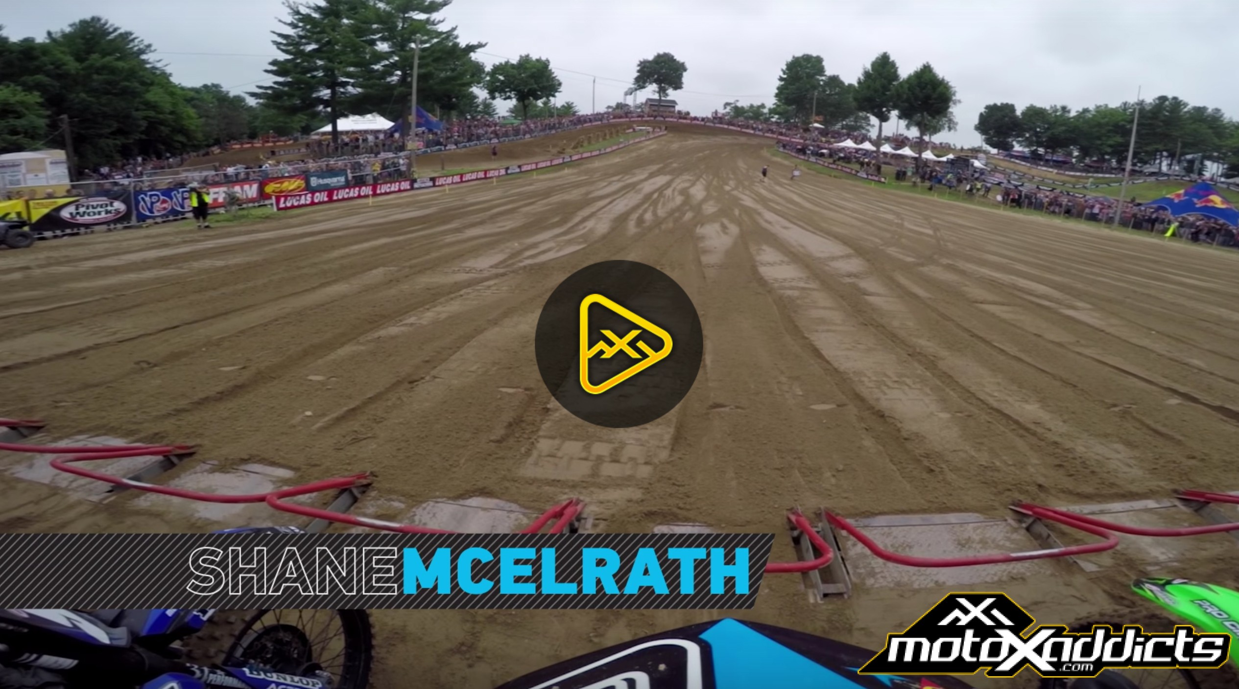 GoPro Helmet Cam: Shane McElrath at 2016 Southwick National