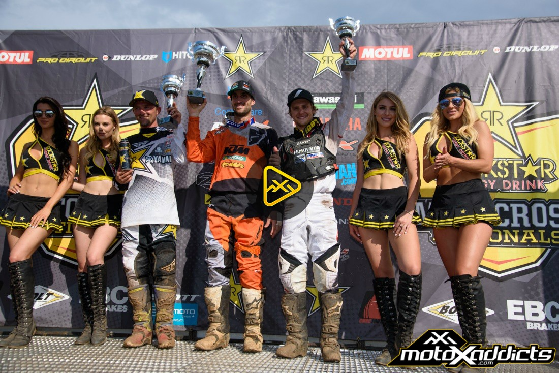 DMX Canadian MX Weekly Wrap Up Show – Pleasant Valley