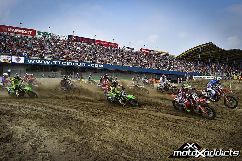 Desalle & Herlings Take Overall Wins at 2016 MXGP of the Netherlands