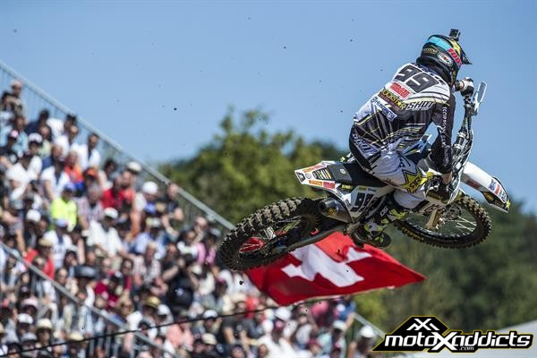 ANSTIE EARNS SECOND CONSECUTIVE GP VICTORY, DOMINATES IN SWITZERLAND