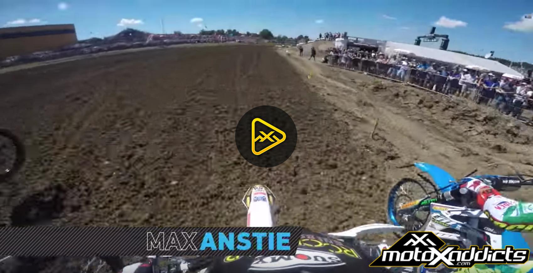 GoPro – Max Antie at 2016 MXGP of Switzerland