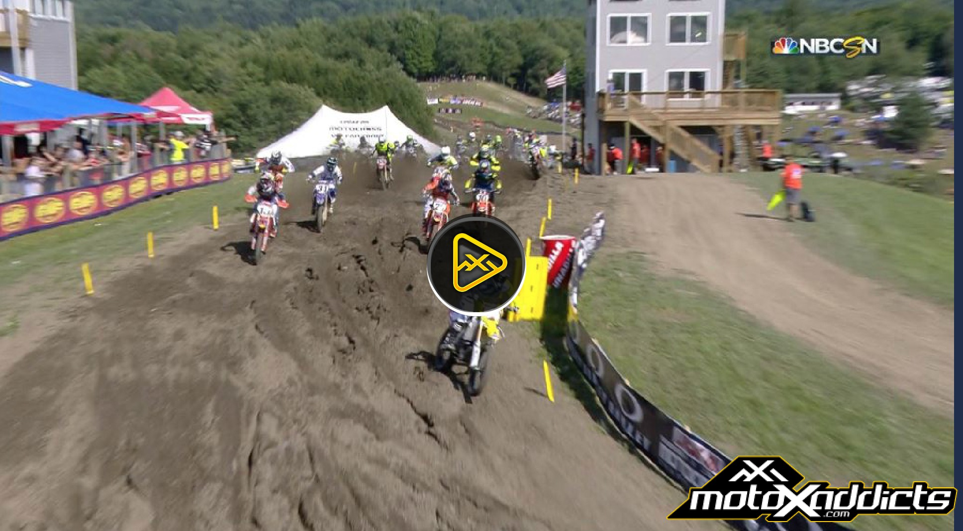 Watch All 4 Motos of 2016 Unadilla National in Full
