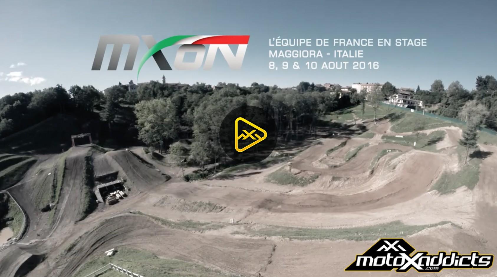 VIDEO: Team France for 2016 MXoN