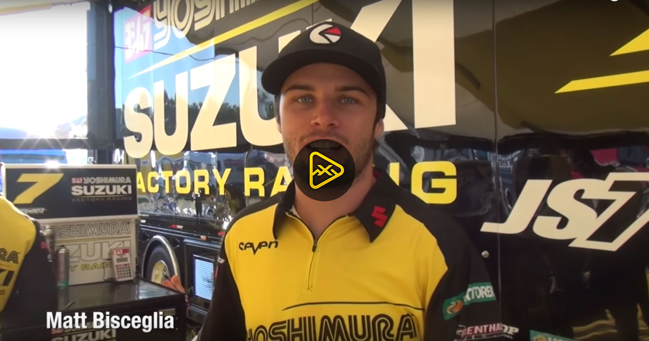 Behind the Scenes with Factory Suzuki at Budds Creek