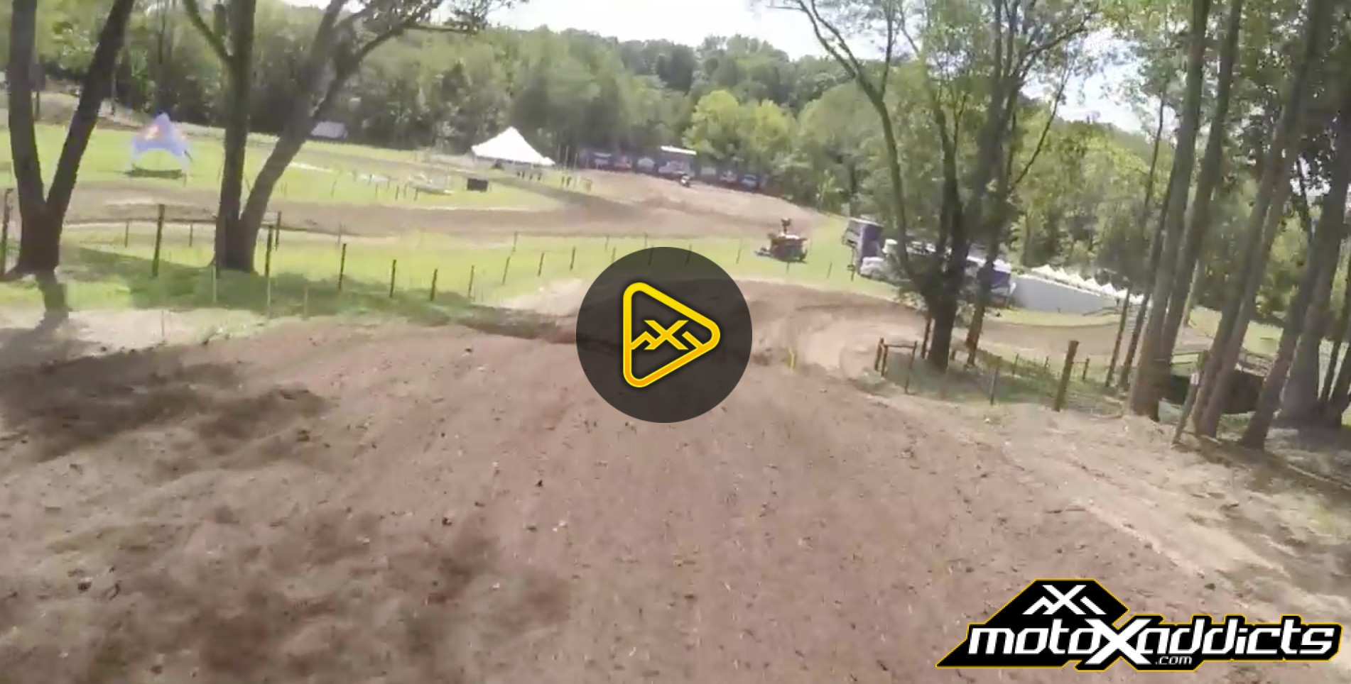 Helmet Cam:  Aaron Plessinger on 2016 Ironman National Circuit
