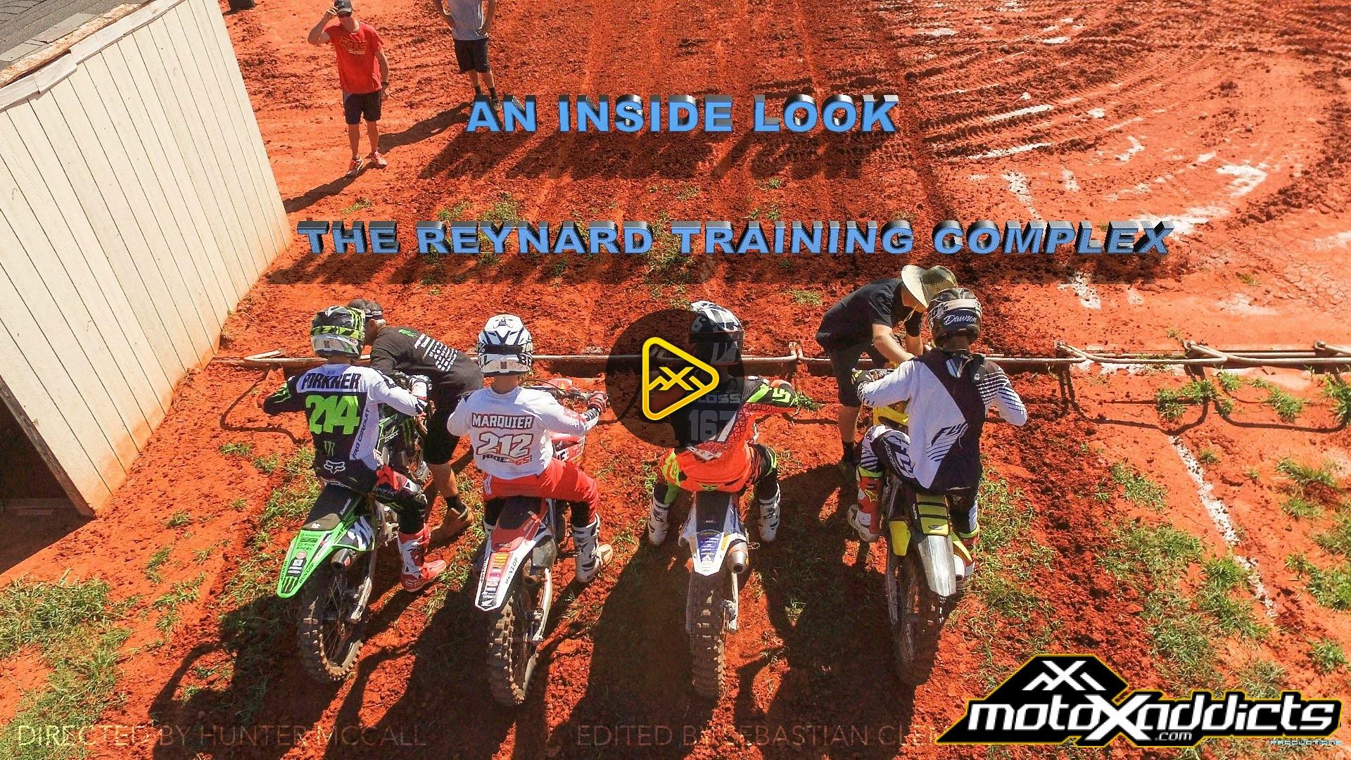 An Inside Look – Reynard Training Complex