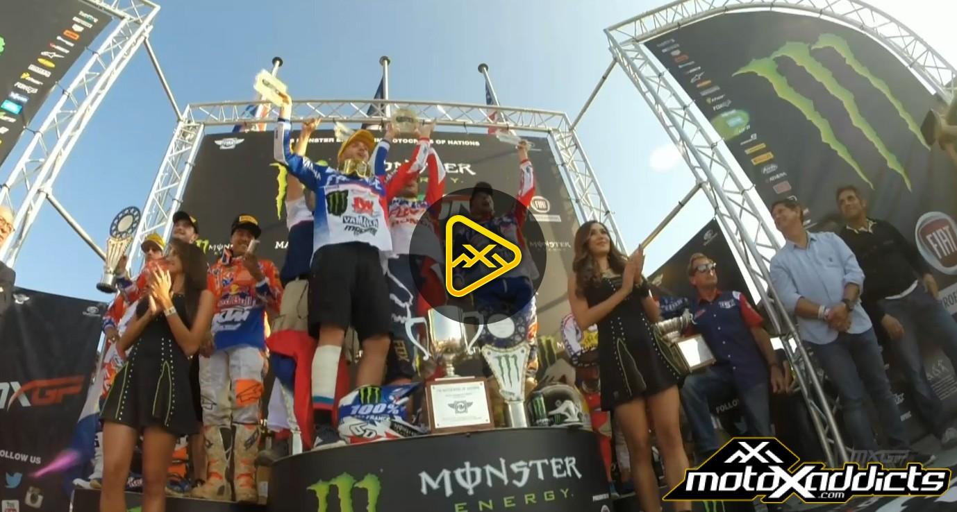 2016 Motocross of Nations Highlights