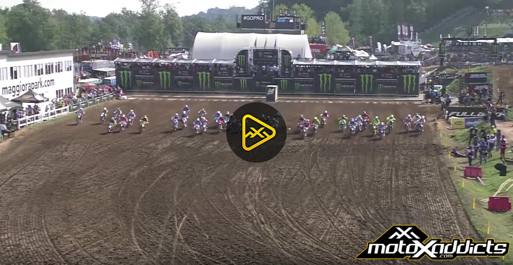 MXGP, MX2 and Open Qualifying Highlights – 2016 MXoN