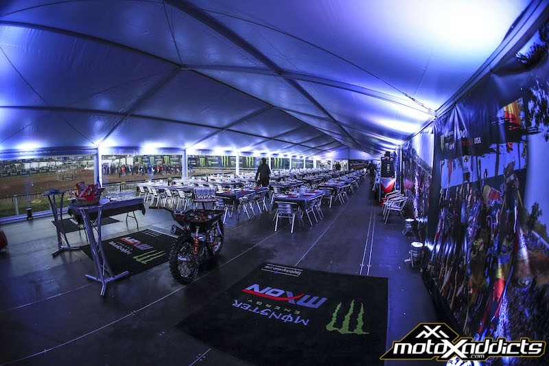 Make the Motocross of Nations Unforgettable! Go VIP
