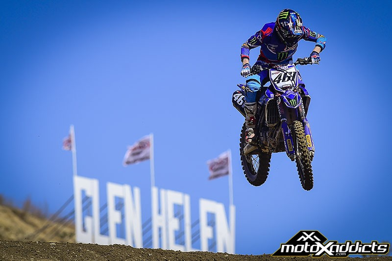 Febvre and Herlings Win Qualifying Races at 2016 MXGP of USA