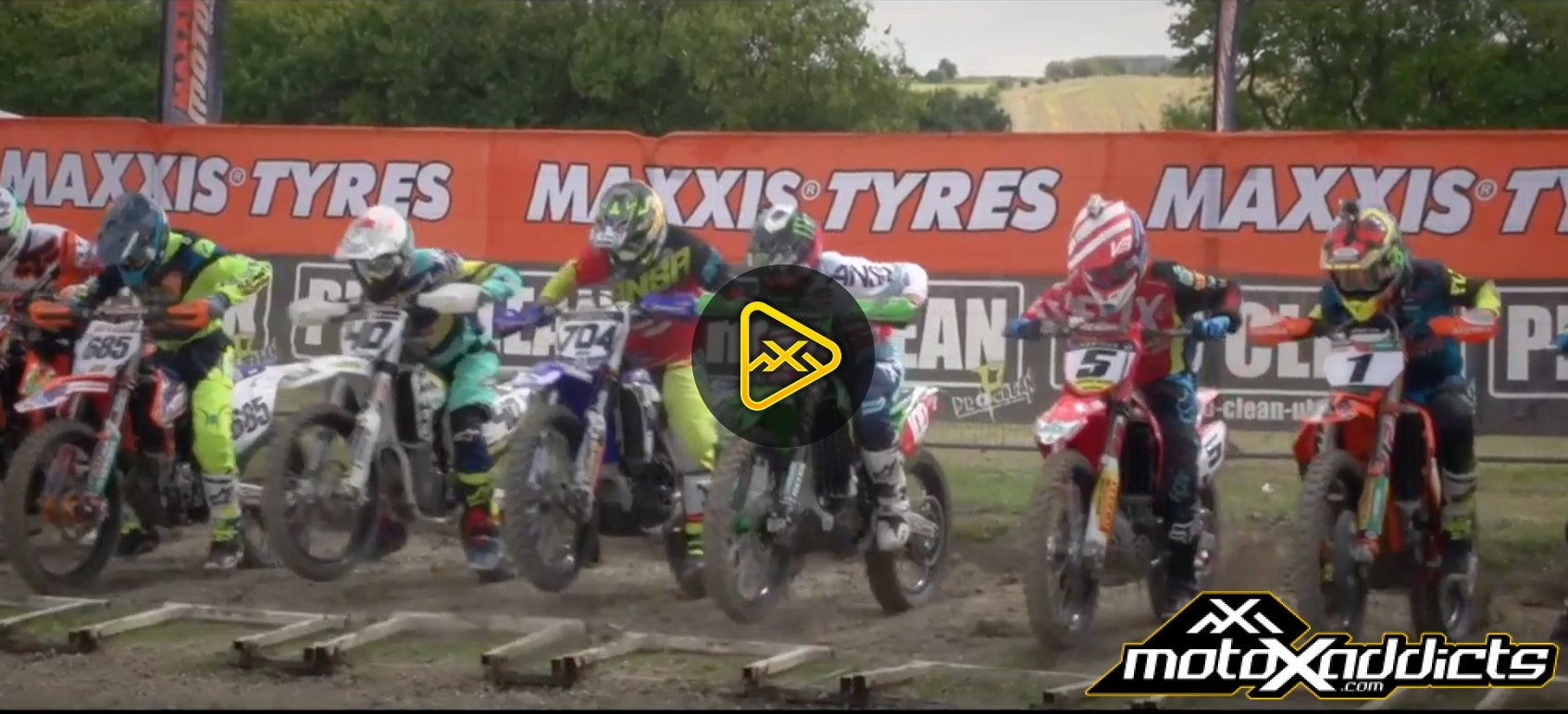 Foxhill Highlights – 2016 Maxxis British Motocross Finale