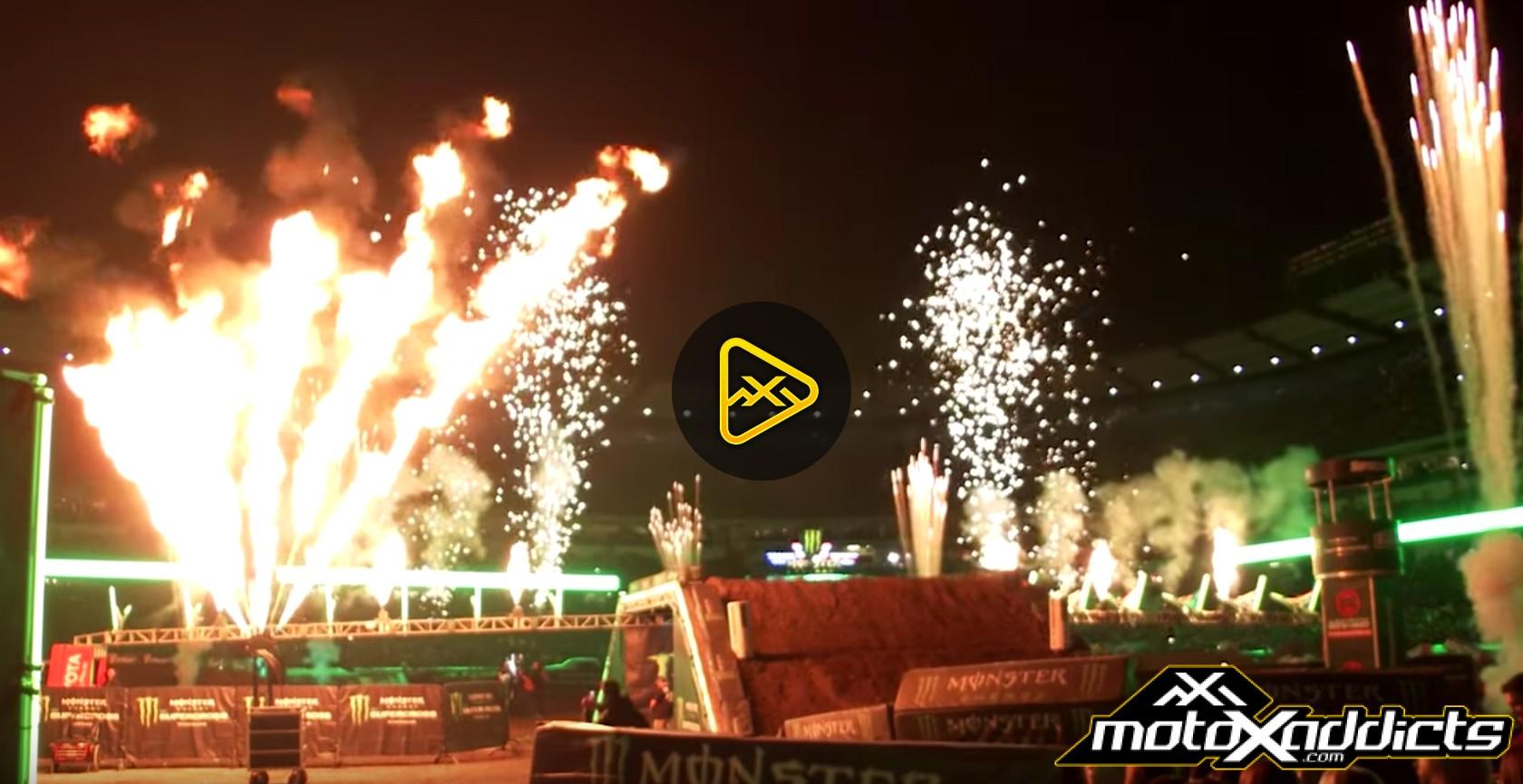 Anaheim Opening Ceremonies: Chasing the Dream – Xtra