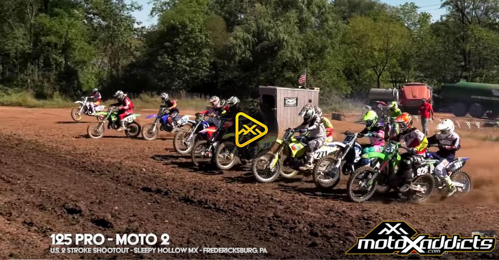 BATTLE: 125 Pro / Final Moto – U.S. 2 Stroke Shootout | Sleepy Hollow MX