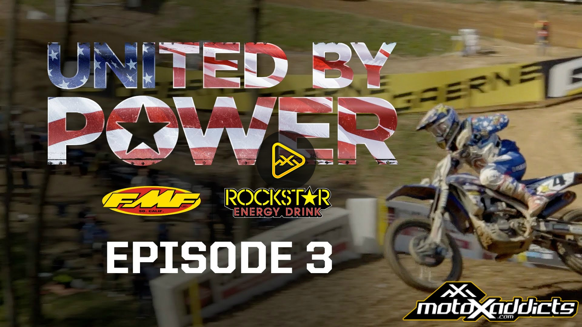 United by Power : Ep. 3 – Behind the Scenes w/ Webb, Anderson & Martin