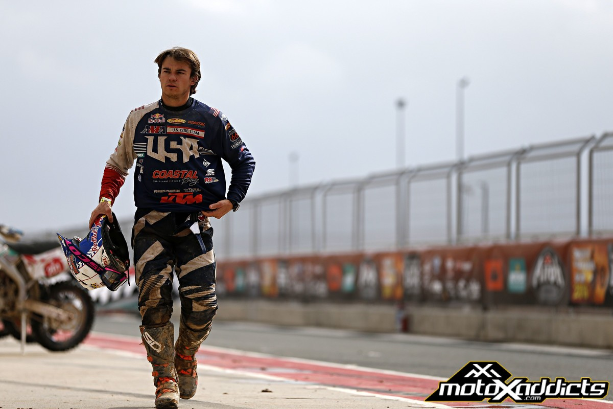 USA Extends World Trophy Team Lead – 2016 FIM ISDE – Day Two