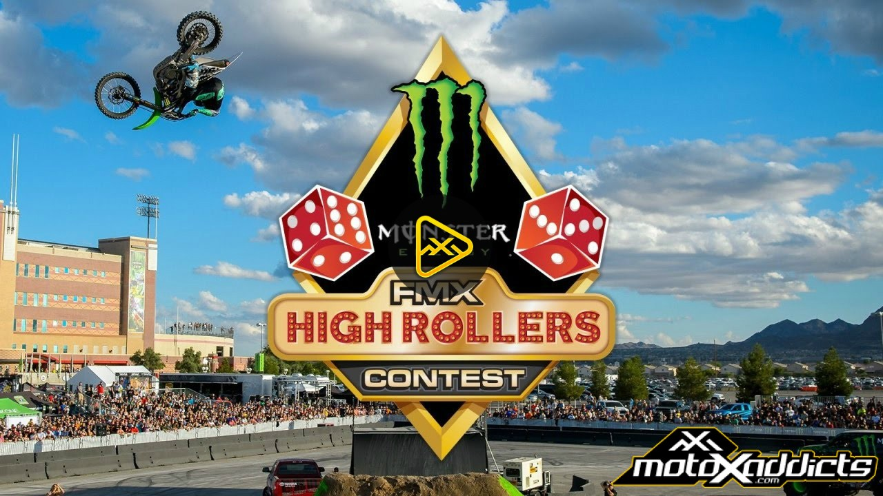 Watch #FMXHighRollers Contest From Las Vegas