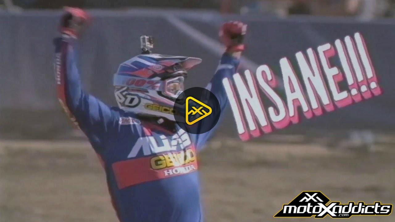 It's Big, It's Bad, It's Baaack! – 2016 Red Bull Straight Rhythm