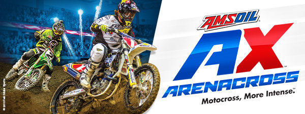 Tickets Now On Sale for the 2017 AMSOIL Arenacross Season