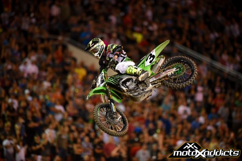Eli Tomac Wins His First Monster Energy Cup