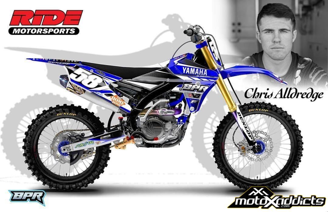 Barn Bros Racing Yamaha Signs Chris Alldredge