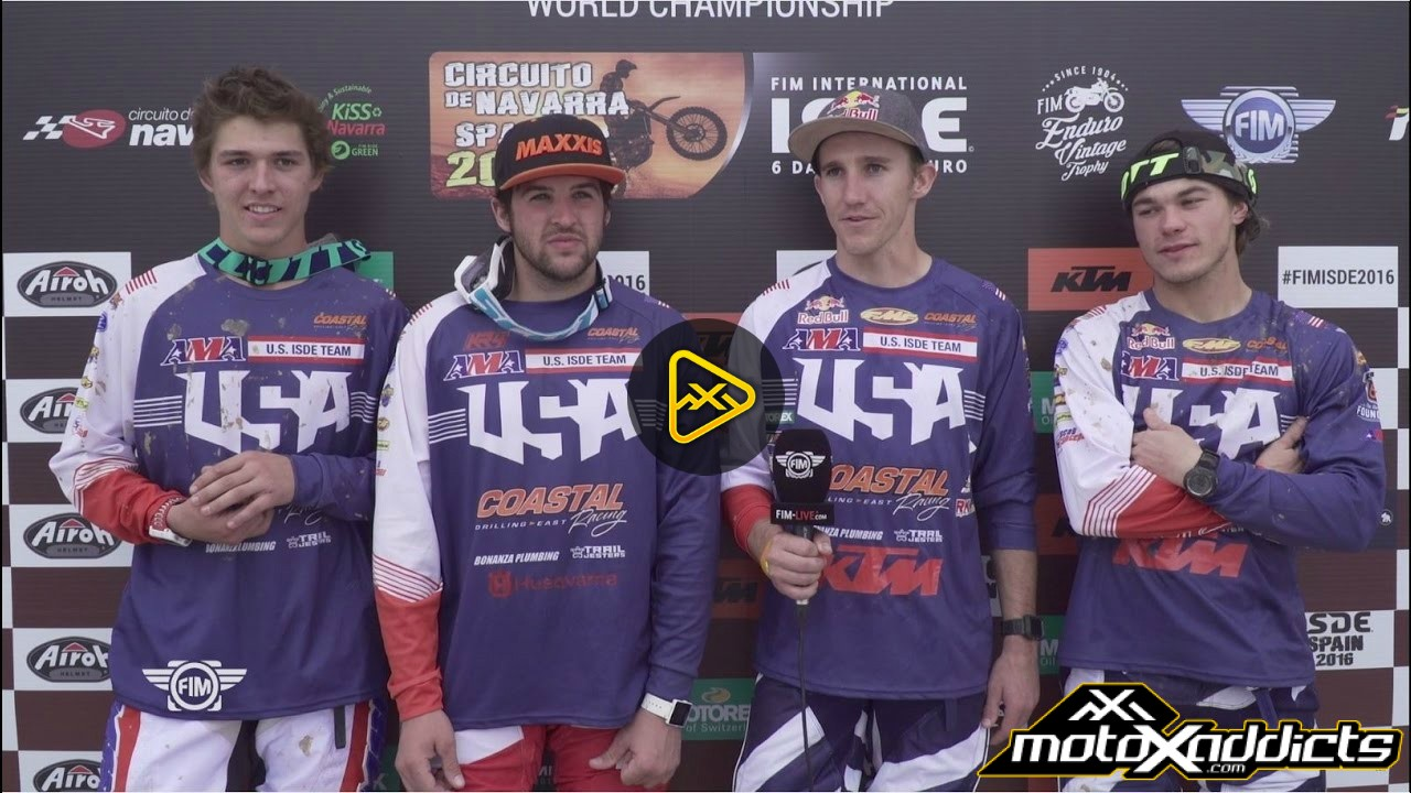 Day 6 – Video Highlights – FIM ISDE