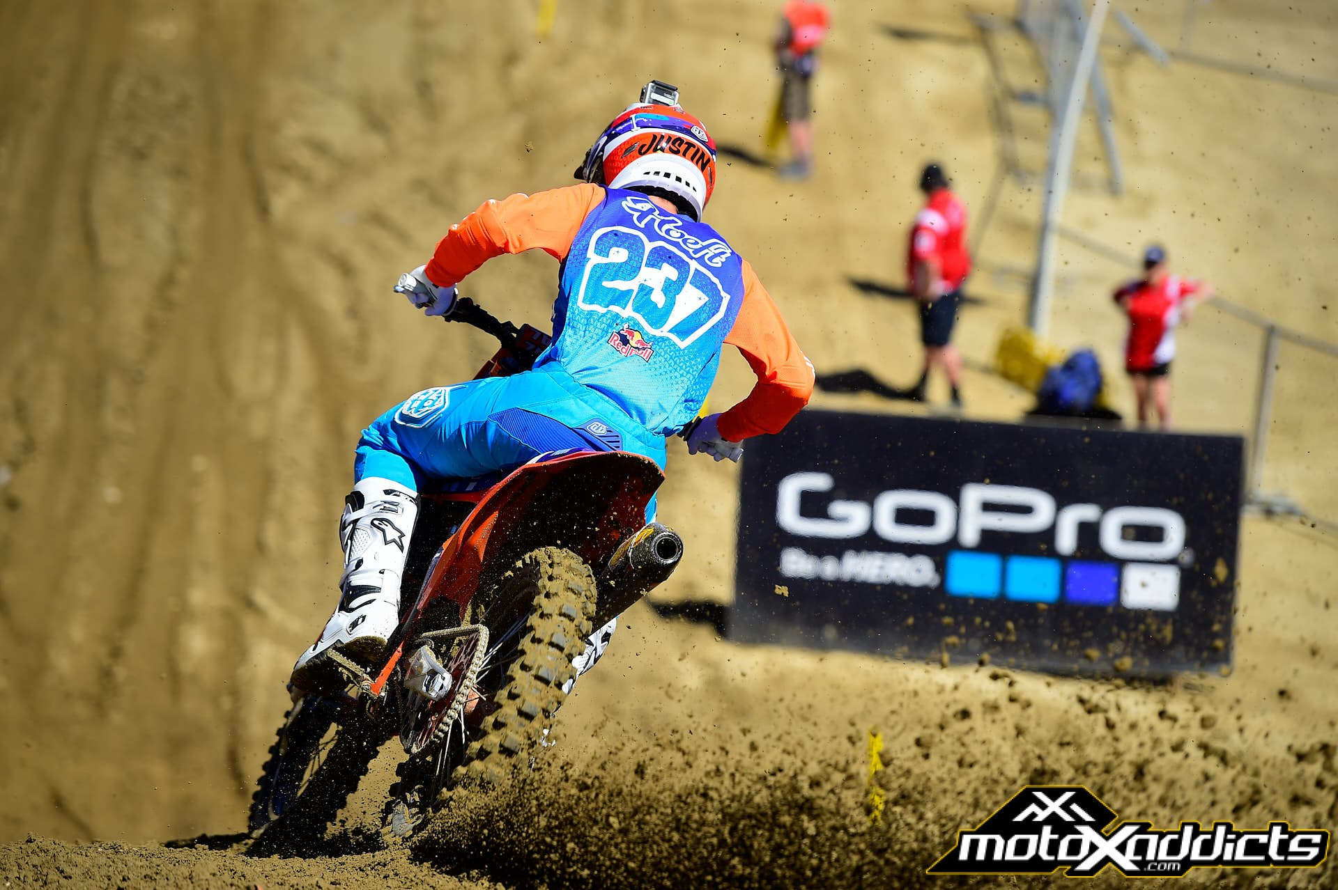 American Justin Hoeft Signs on with TLD / KTM Australia