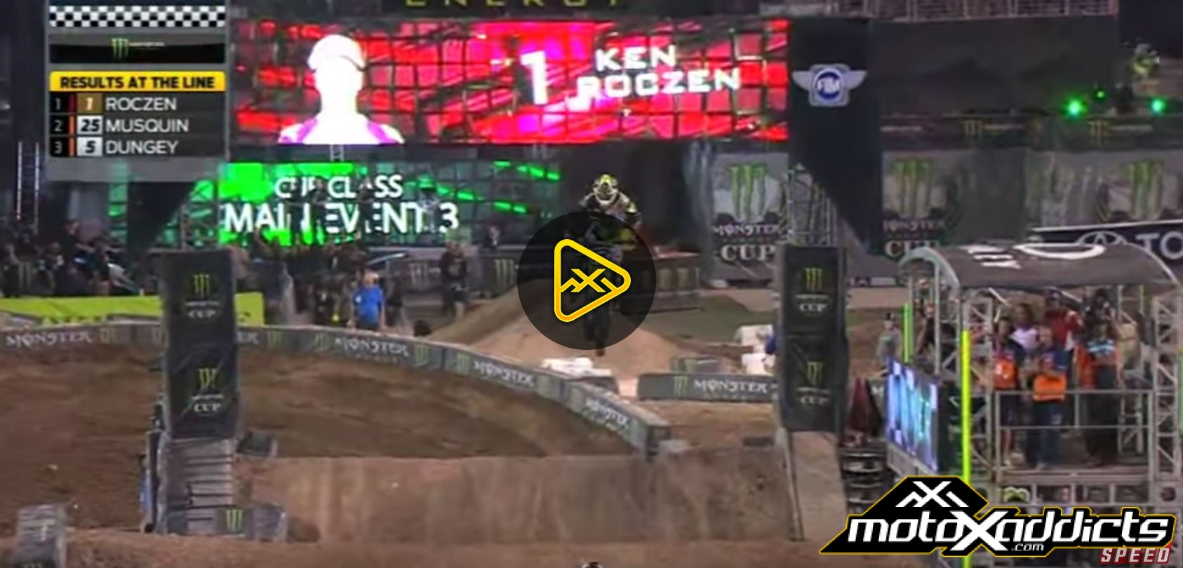 Main Event 3 Highlights – 2016 Monster Energy Cup