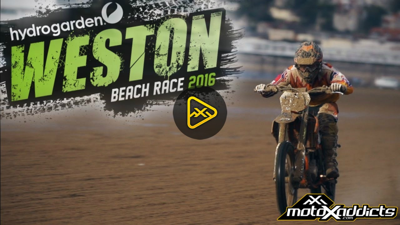 2016 Weston Beach Race Highlights