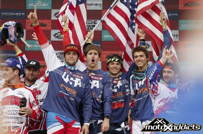 Team USA Makes History – Winning their First ISDE