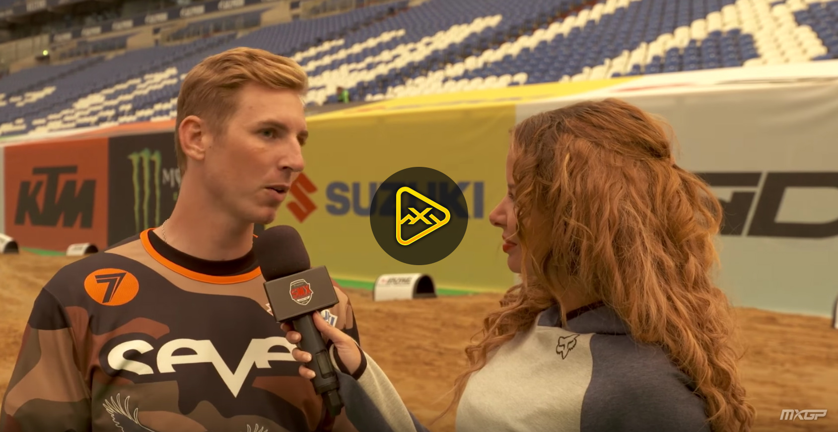 Jake Weimer Interview – 2016 SMX Riders Cup