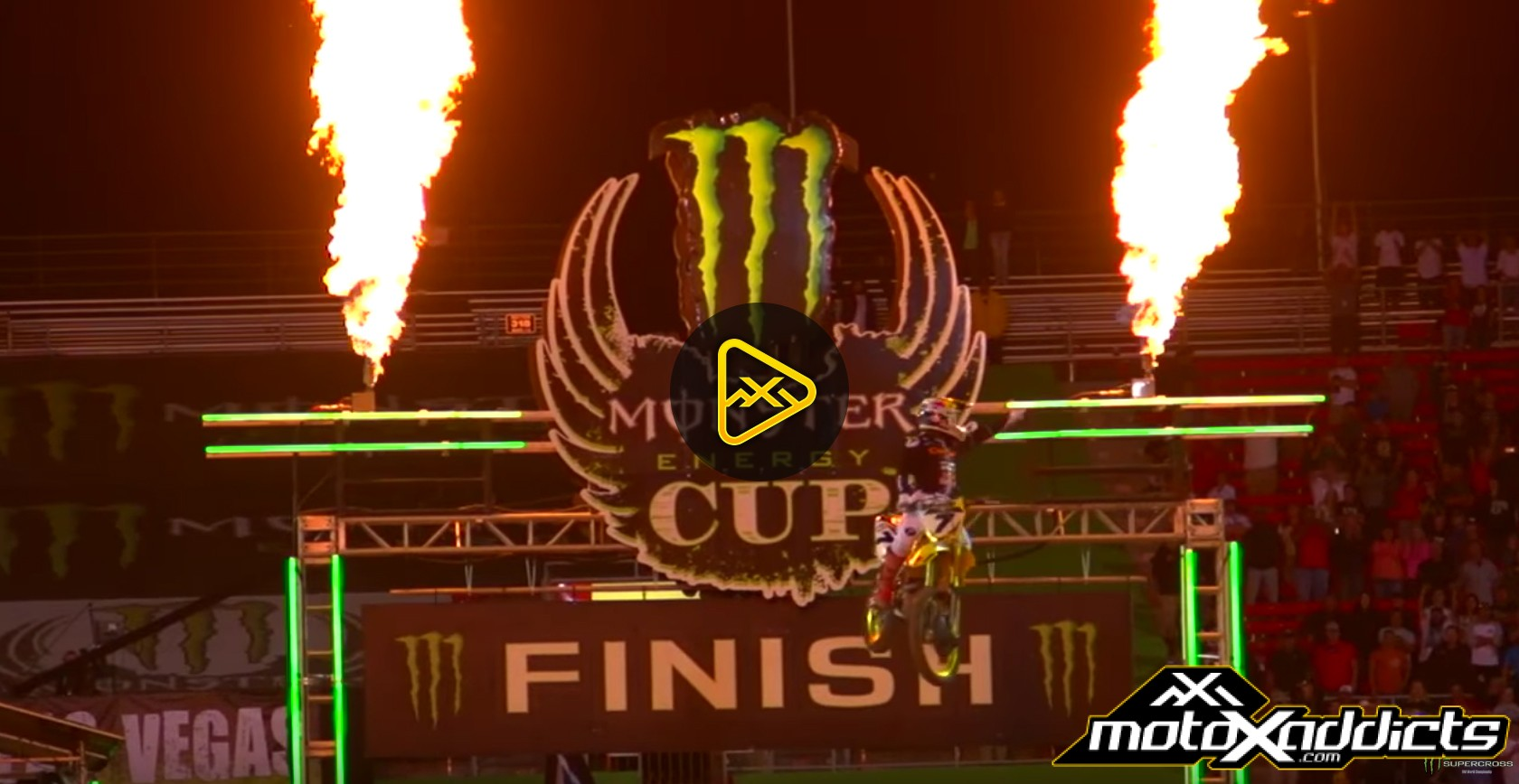 How to Watch 2016 Monster Cup