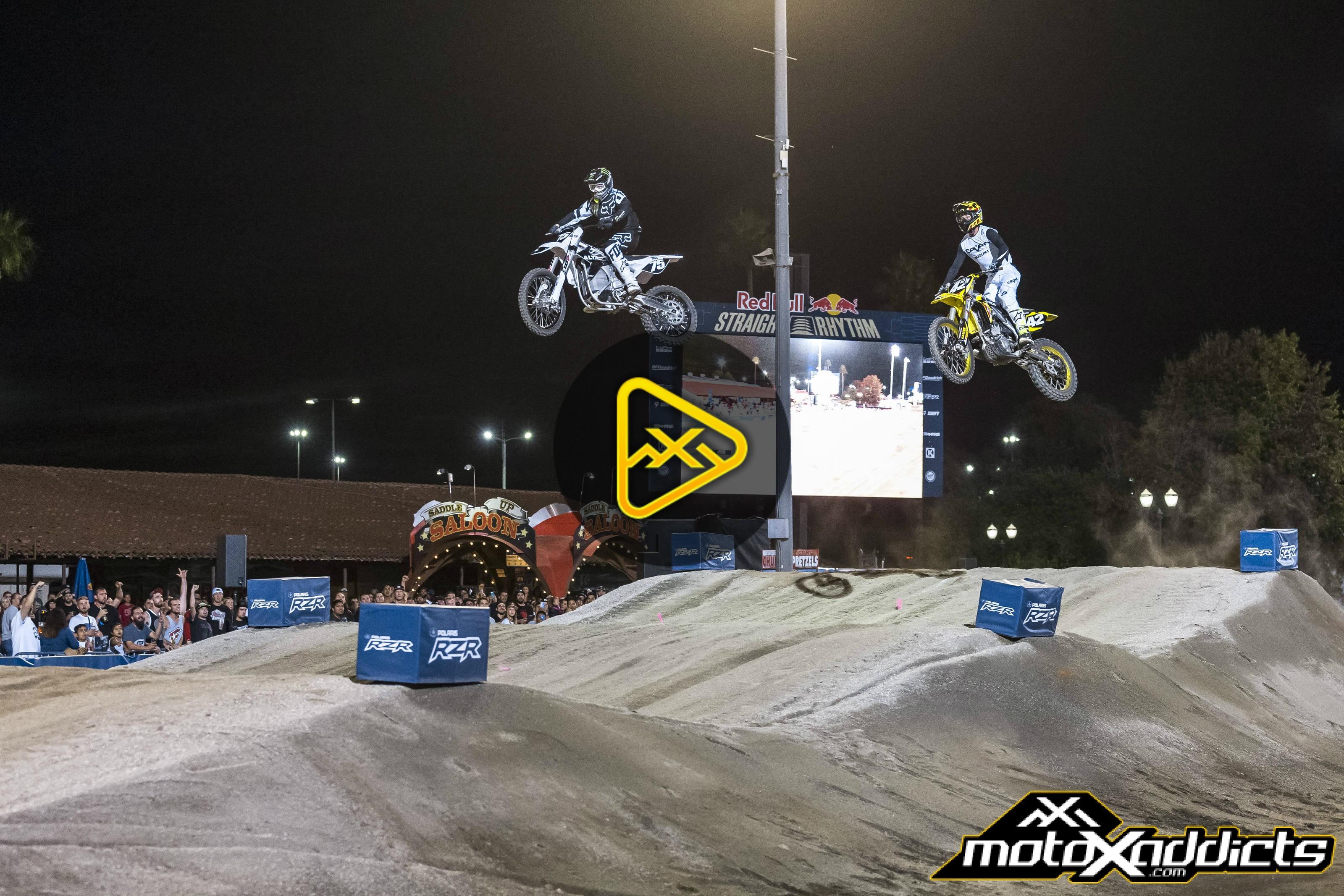 Josh Hill Gets a Win on the Alta Electric Bike- 2016 Straight Rhythm