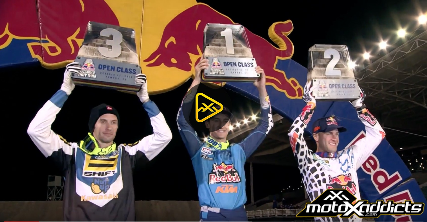 Musquin and McElrath Interviews – 2016 Red Bull Straight Rhythm