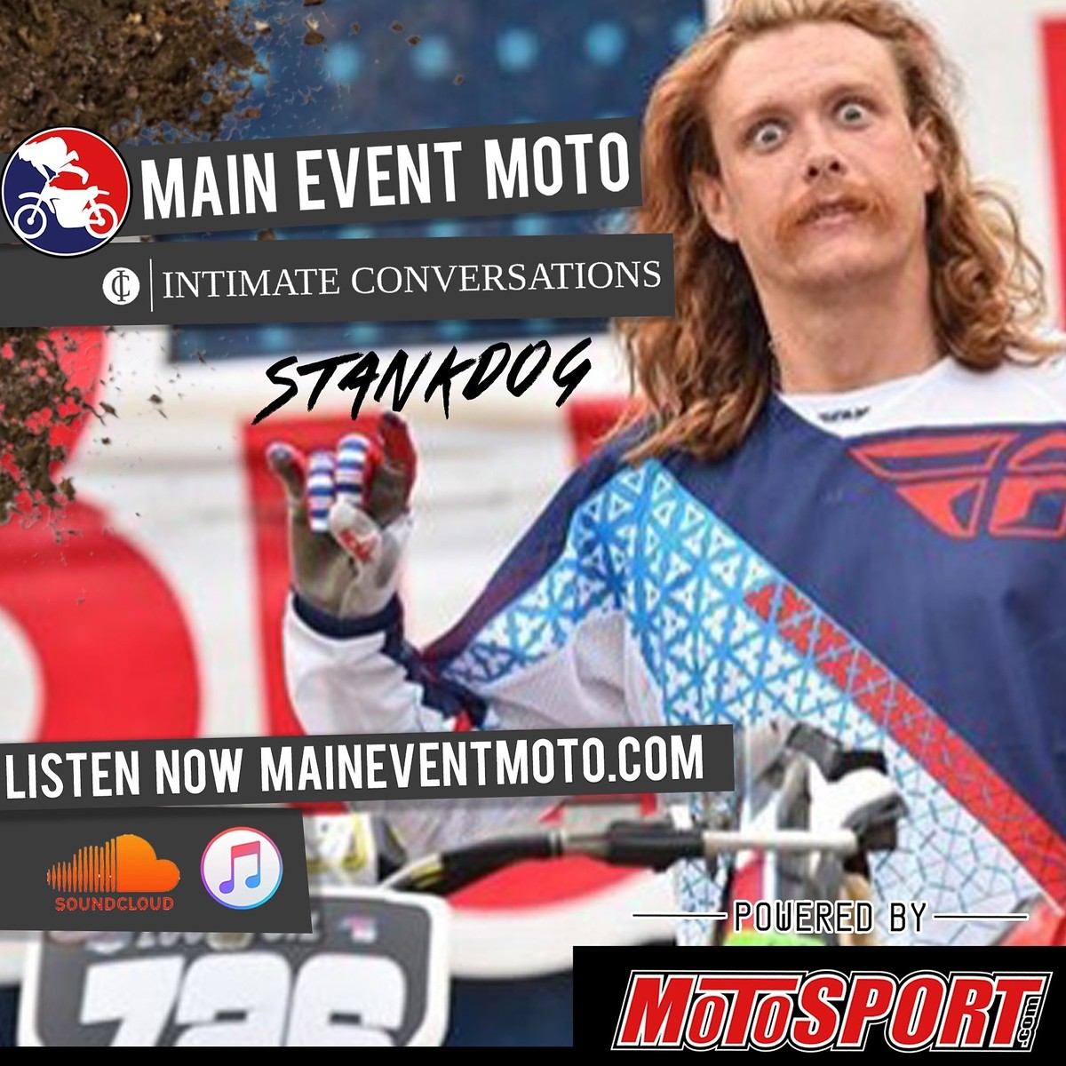 Podcast: Main Event Moto with Gared Steinke Interview
