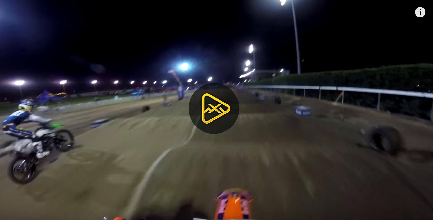 Helmet Cam: Canard vs. Hansen – 2016 Red Bull Straight Rhythm