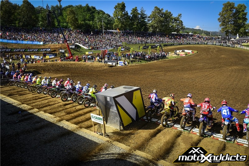 2017 MXGP Motocross World Championship Schedule