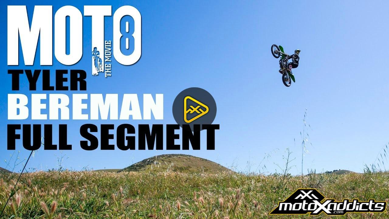MOTO 8: The Movie – Tyler Bereman – Axell Hodges – Josh Hill – Full Part- [HD]
