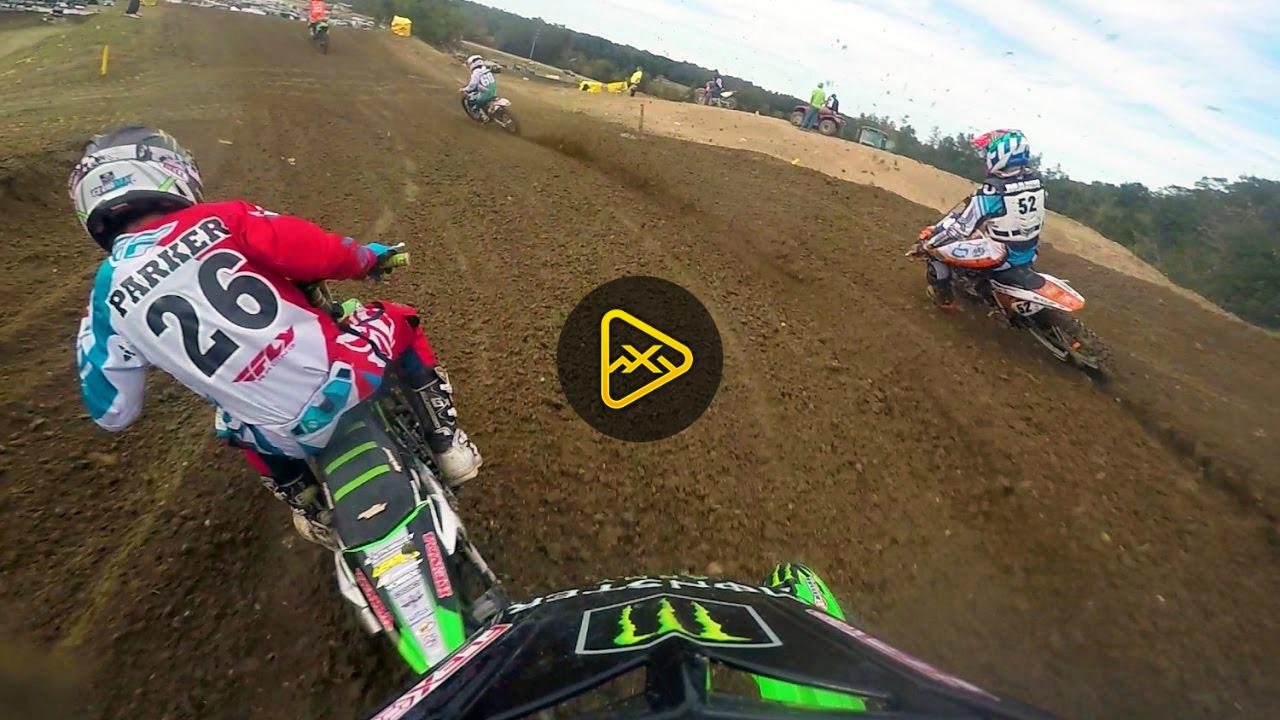 Helmet Cam: Supermini Battle at Mini Os ft Hammaker & Mumford