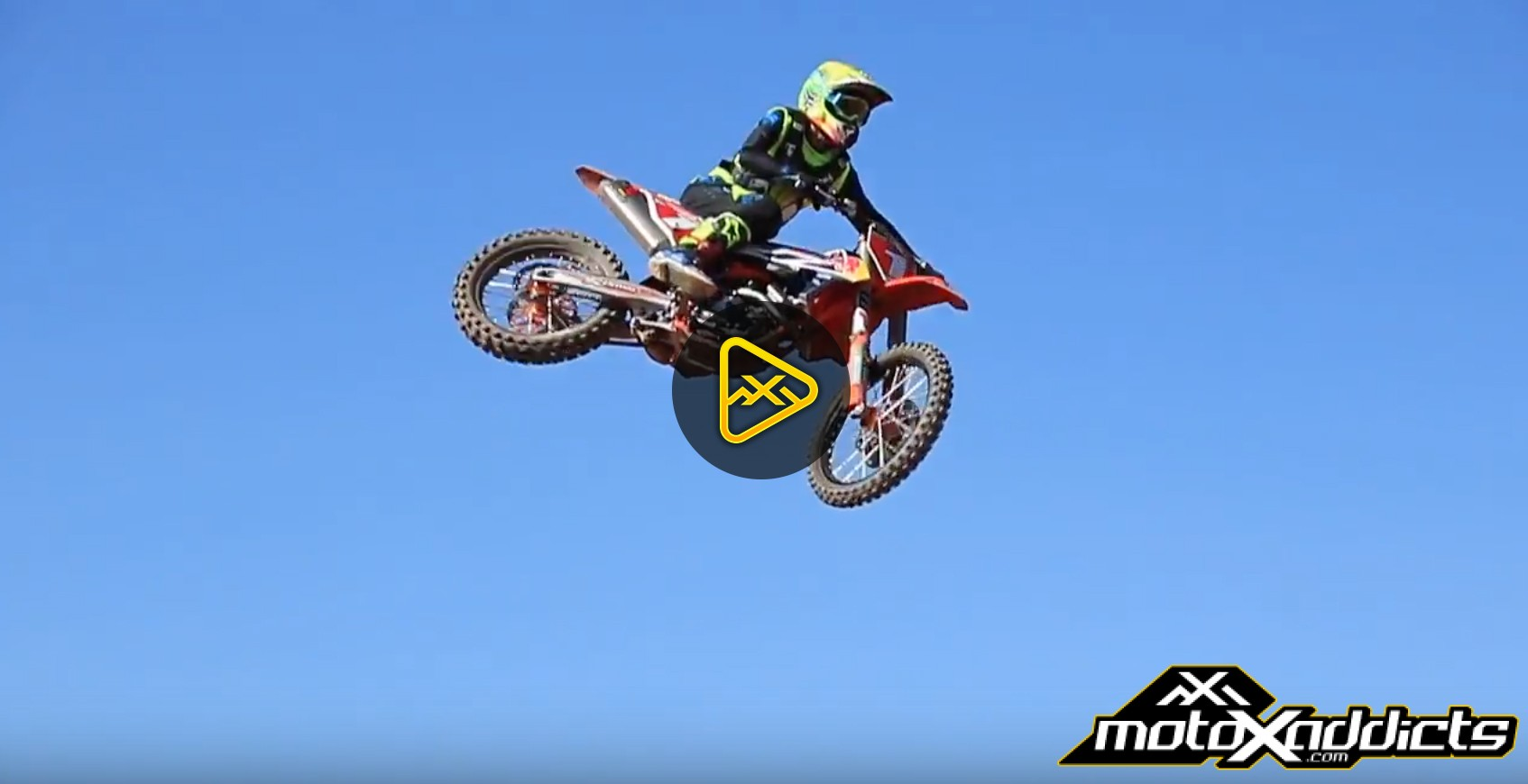 Ryan Dungey Factory KTM SX450F Test Ride