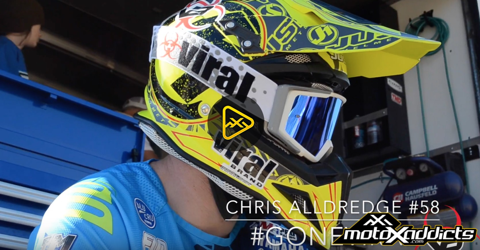 Chris Alldredge #GONEVIRAL