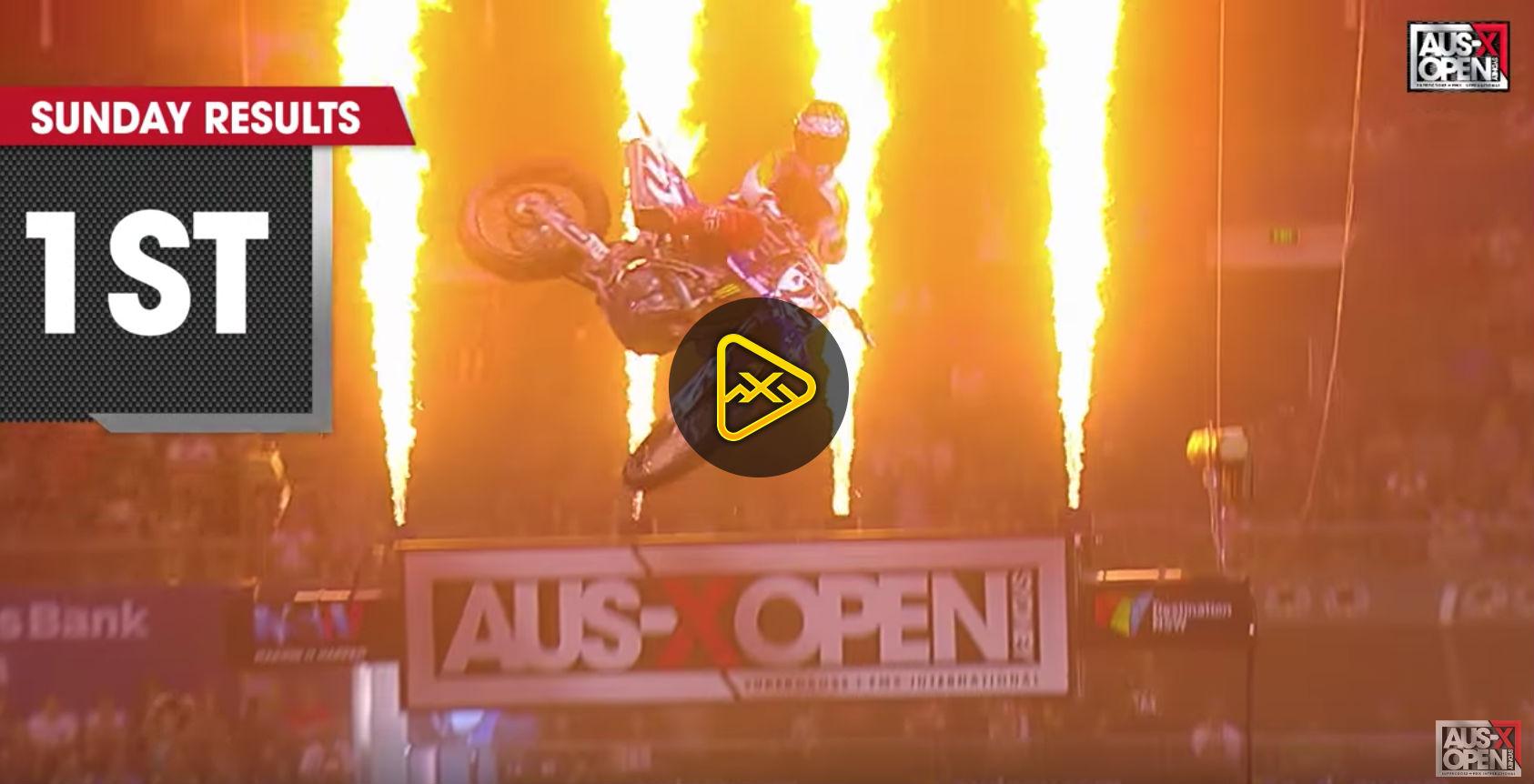 Chad Reed: AUS-X Open Weekend Recap