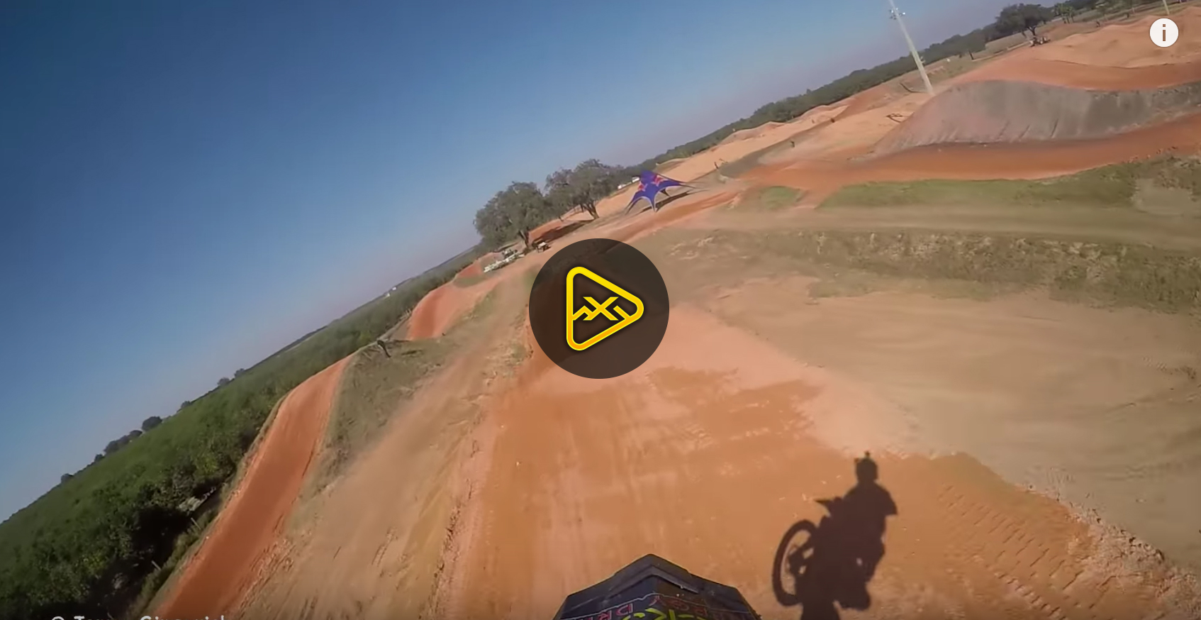 Helmet Cam: Jordan Bailey pinned around James Stewart's Track