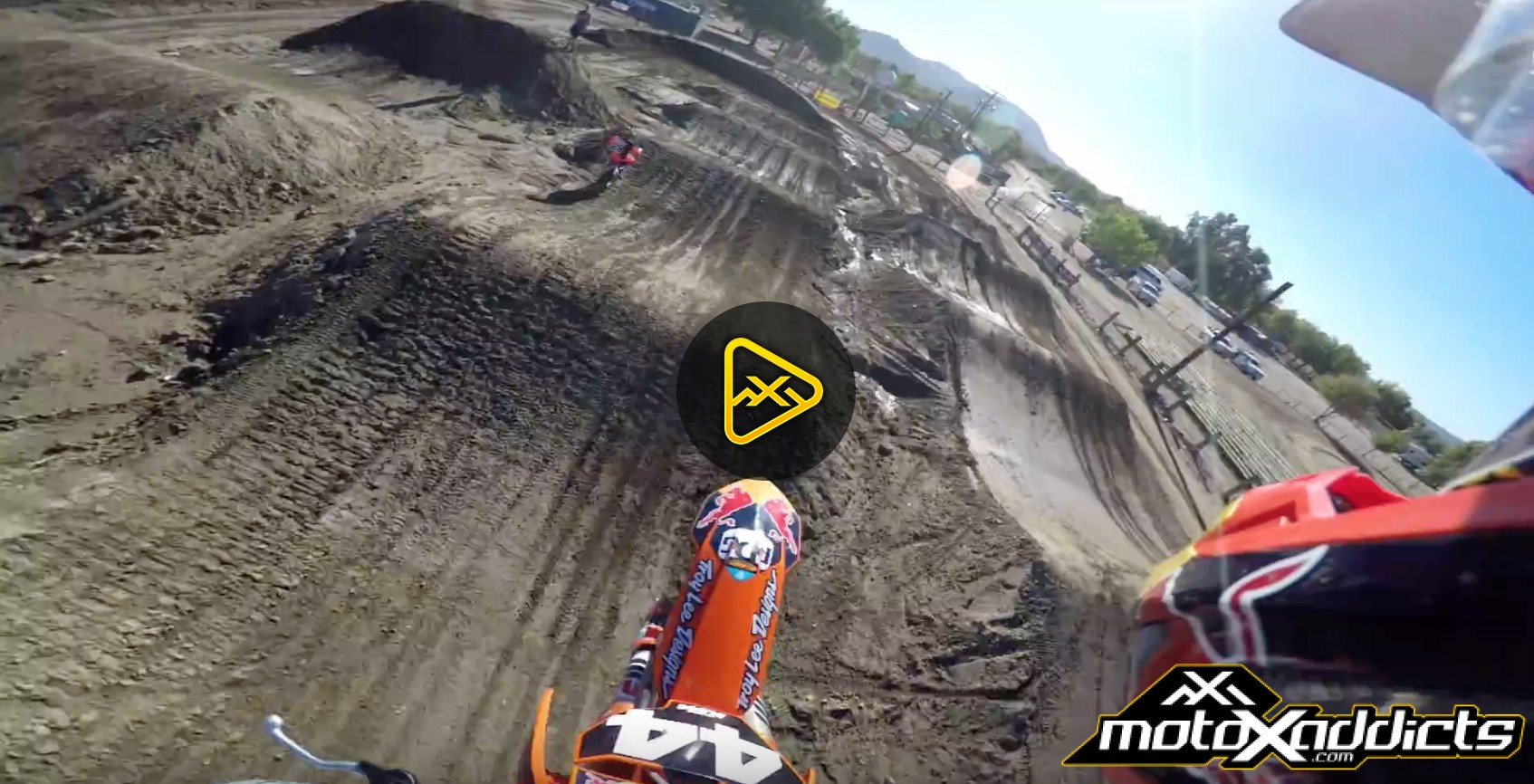 Helmet Cam : Behind the Scenes with TLD's Jordon Smith