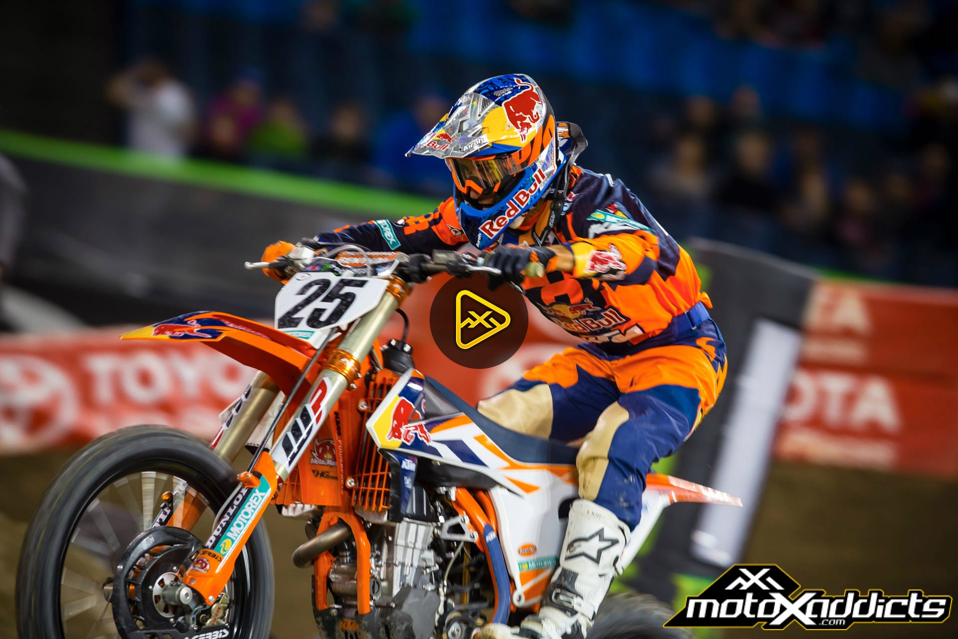 2016 Geneva Supercross: SX1 Main Event – Night 1