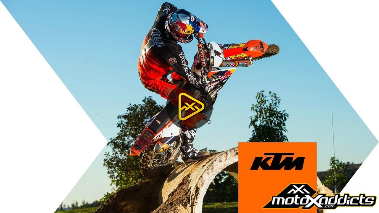 Cody Webb speaks on EnduroCross Season | KTM